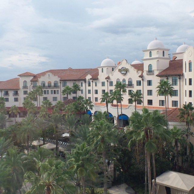 Hard Rock Hotel at Universal Orlando, Florida - Review by Wilson Travel Blog