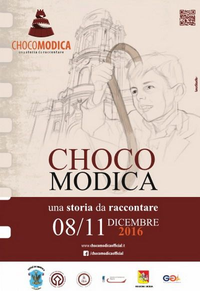ChocoModica Chocolate Festival in Modica, Sicily | Every year in December