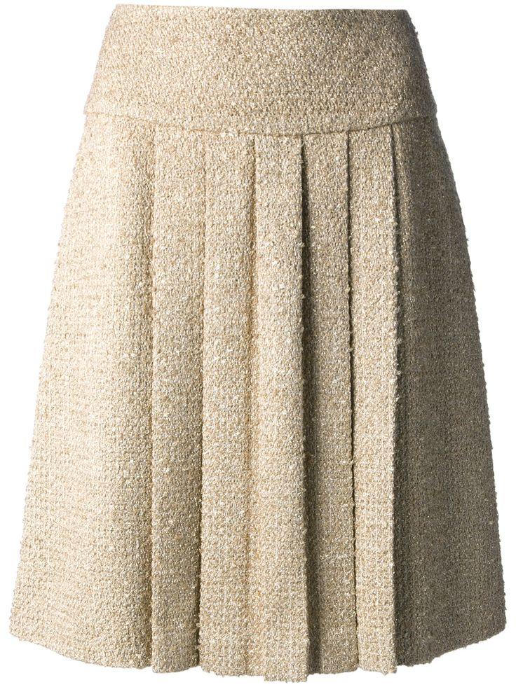 Moschino Knee Length Skirt - Stefania Mode - Farfetch.com