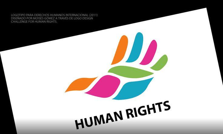 Diseño de Logotipo para los Derechos Humanos - Diseño de Logotipos