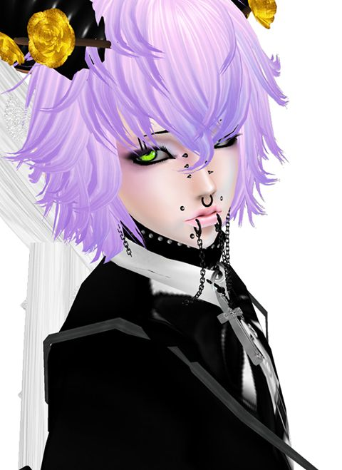 Goth Anime Avatars