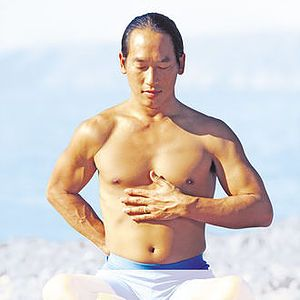 Healing Yoga DVD With Rodney Yee