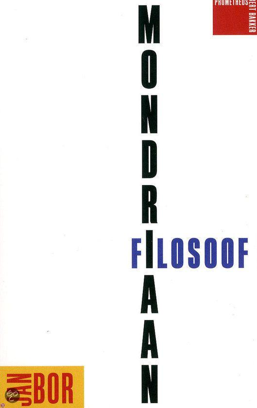 Mondriaan Filosoof - Jan Bor