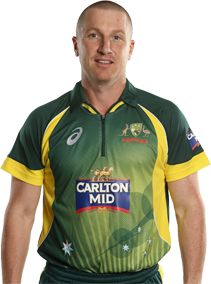 Brad Haddin (Wicketkeeper)    Role: Wicketkeeper    Bats: RHB    Date of Birth: 23 Oct 1977    Replacing Adam Gilchrist was never going to be an easy task for Brad Haddin, but the Canberra product has served his country with aplomb for almost 15 years.