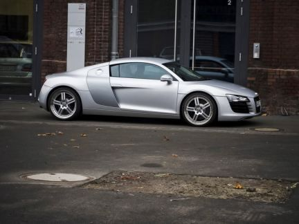 Audi R8 tuned by Edo Competition