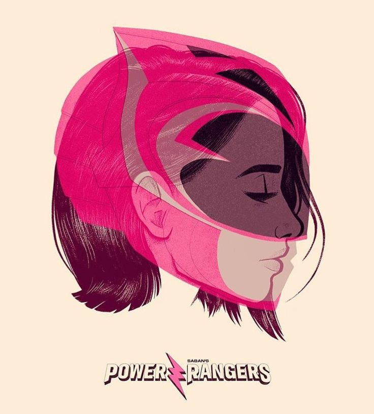 Pink Ranger by Jublin on Instagram