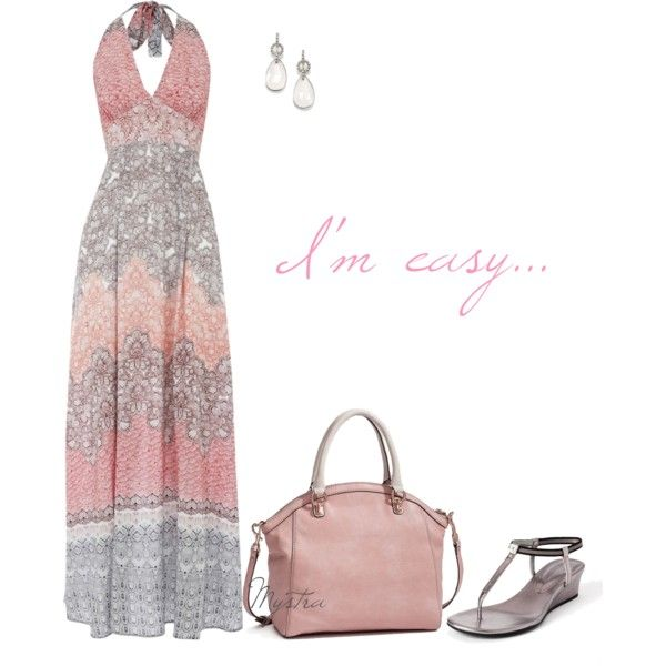 """I'm easy..."" by cafemystra on Polyvore"
