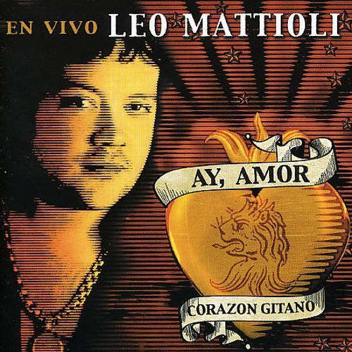 Ay, Amor Corazon Gitano: En Vivo [CD]