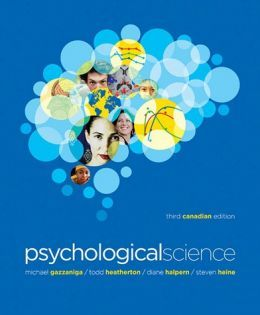 Psychological Science (Third Canadian Edition) free ebook