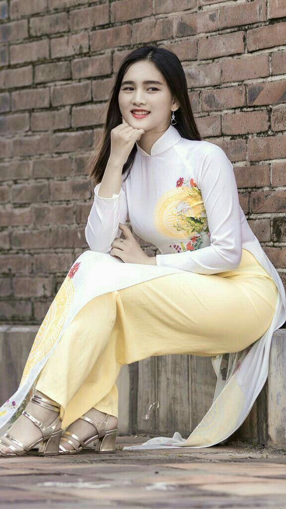 Chica coreana y uniforme escolar 2
