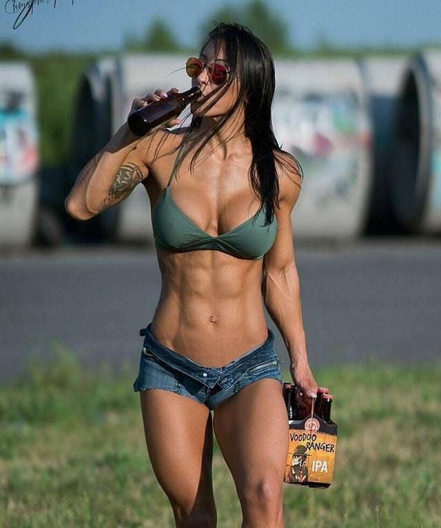 The Gym Babe  Strong Women  Ripped Girls, Fitness Models -9674
