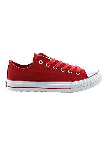 Jumex Schuhe Herren Canvas Low Top Sneaker Freizeitschuhe JX-9023 Rot EUR 41 - http://on-line-kaufen.de/jumex/41-eu-jumex-schuhe-herren-canvas-low-top-sneaker-jx-2
