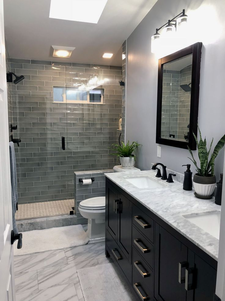 Fed Up With Your Small Dark And Also Unexciting Shower Room Are You All Set To Ultimatel Bathroom Tile Designs Bathroom Remodel Master Small Bathroom Remodel