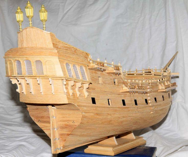 Картинки корабль из дерева своими руками
