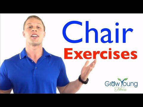 Balance Exercises for Seniors - Fall Prevention - Balance Exercises for Elderly - YouTube