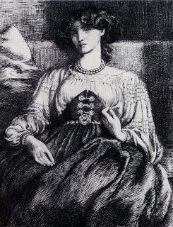 Jane Morris in Icelandic dress