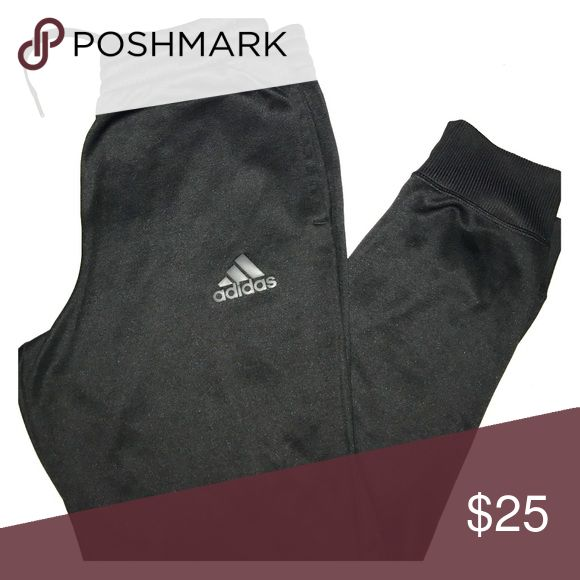 Men's Adidas jogger pants Slim fit jogger pants.Excellent for the gym or at home. Adidas Pants Sweatpants & Joggers