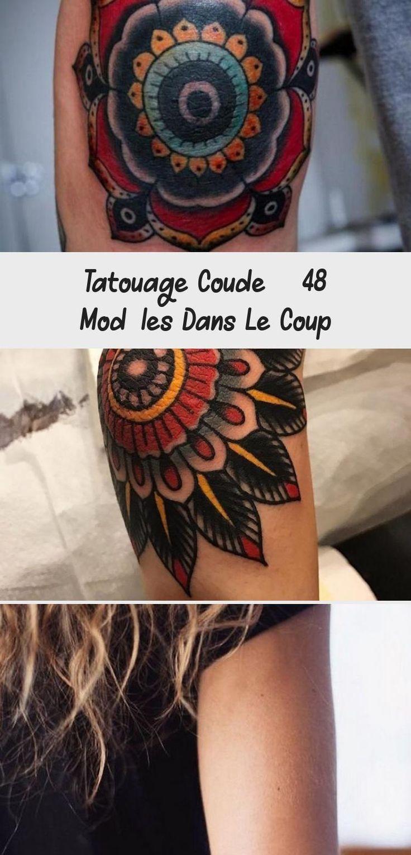 Tatouage Coude 48 Modèles Dans Le Coup Best Tattoos in