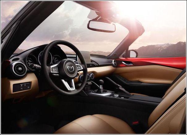 Mazda Mx 5 Miata Launch Edition Interior In 2020 Mazda Mx5 Mazda Mx5 Miata Mazda Miata