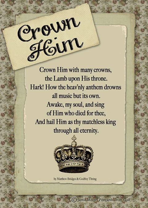CROWN HIM KING OF KINGS Chords - Sharon Damazio | E-Chords