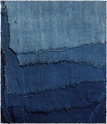 Blue | Blau | Bleu | Azul | Blå | Azul | 蓝色 | Color | Form | Texture | linen