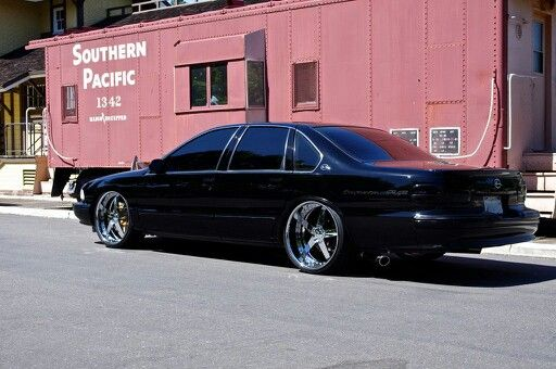 1995 Chevrolet Impala Ss ★★★★★ Definitely My Kinda Onda Ride Me Pinterest Chevrolet