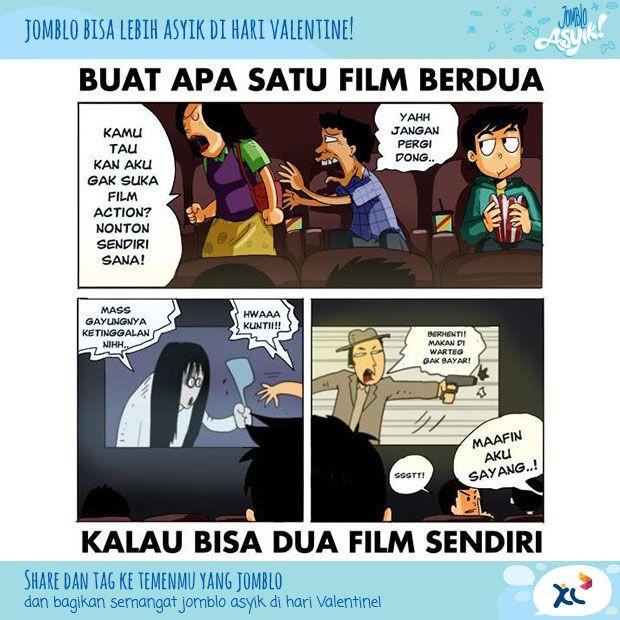 Film #JombloAsyik