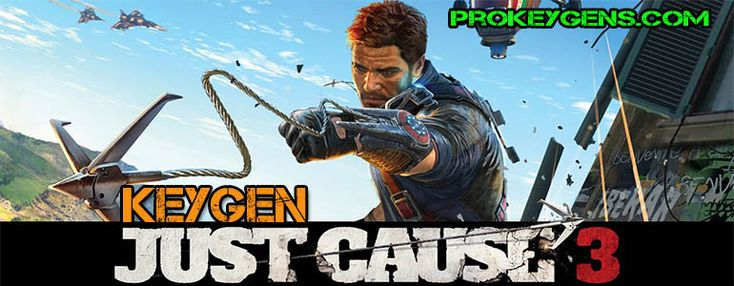 Just Cause 3 Keygen (Free CD Key)