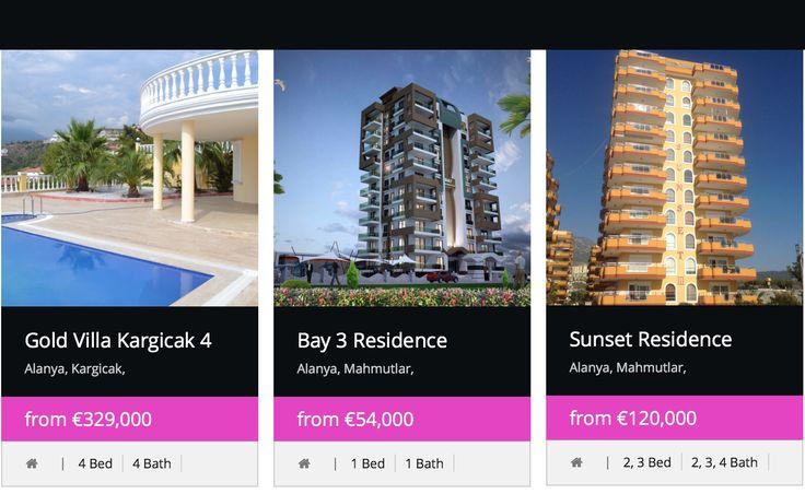 Недвижимость в Турции. Здесь вы найдете отличные апартаменты и виллы на продажу в Турции. Посетите нас на нашем сайте  www.malibu-invest.com для поддержки и информации.