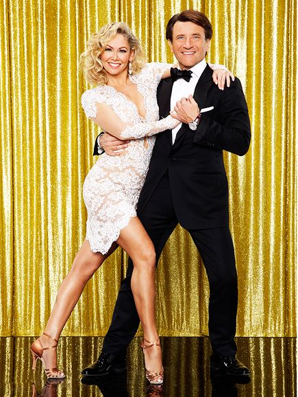 """Dancing with the Stars: Meet the Season 20 Contestants and Their Partners   ROBERT HERJAVEC   Partner: Kym JohnsonHe's been called the """"nice"""" shark on ABC's Shark Tank – so, could this nice guy finish last? If his business savvy is any indication – he grew his cybersecurity business from $400,000 in sales 12 years ago to $140 million in sales worldwide, according to his ABC bio – he could be a sharp competitor."""