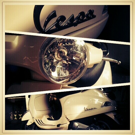 Vespa lx125  indonesia