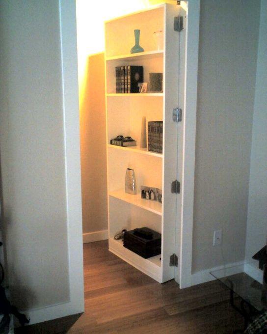 Basement Room Door Ideas: Bonus Room With Secrets!