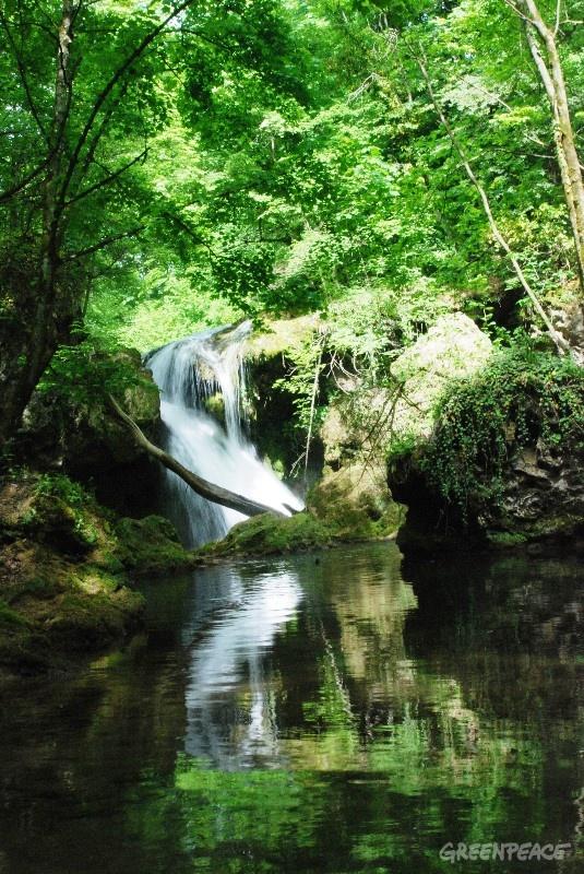 Fundația Greenpeace România a adresat patru plângeri către Comsia Europeană cu privire la construcții ilegale demarate în Parcuri Naționale și alte zone cu statut de protecție la nivel european din România