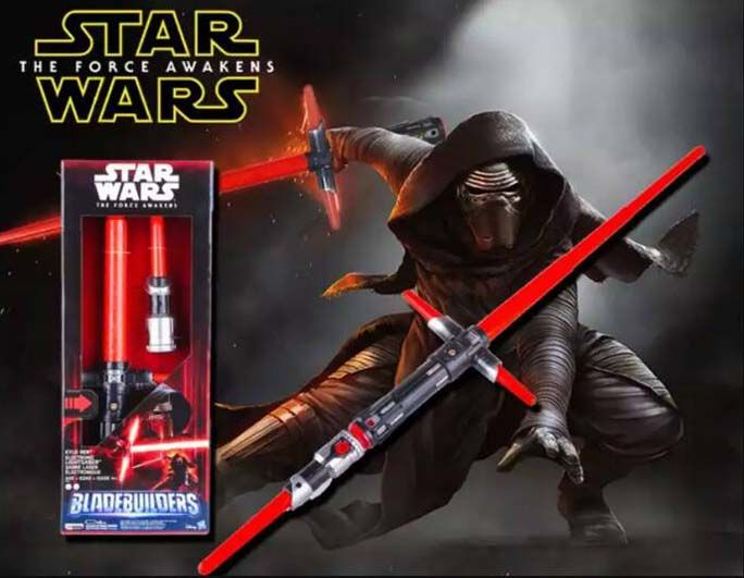 Jual pedang Star Wars asli