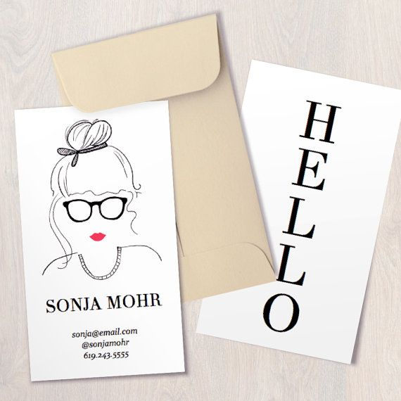 17 Best ideas about Printable Business Cards on Pinterest