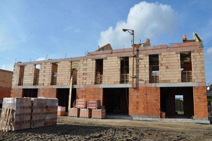 Powstaje tu 110 mieszkań w zabudowie szeregowej o powierzchni od 69 do 90 m².