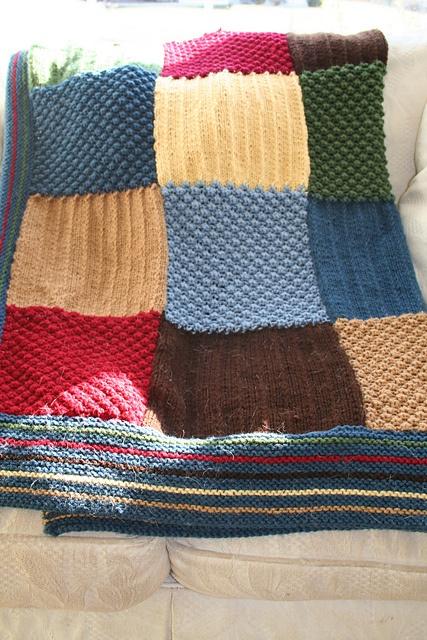 Deven's blanket