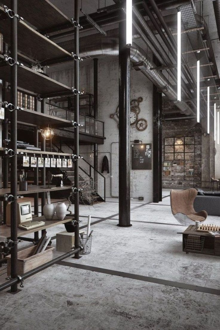 39 fantastic industrial decor ideas must see - #decor