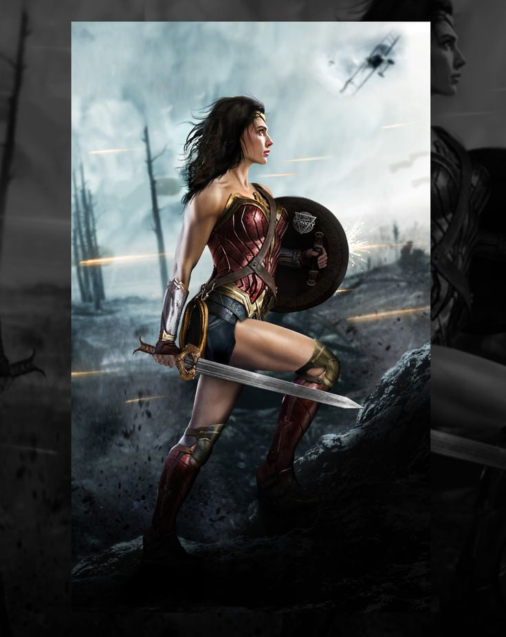 7472 best Wonder Woman images on Pinterest