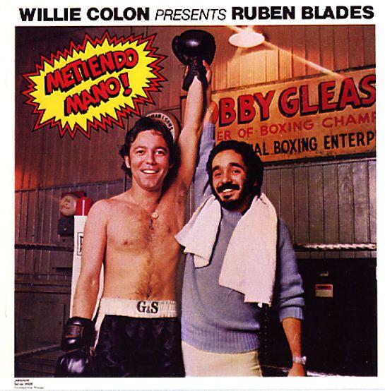 Ruben Blades: Metiendo Mano
