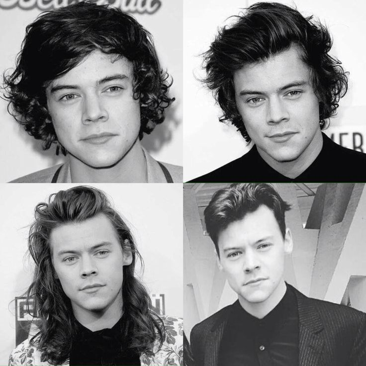 I like Harry's new hair and I didn't like the long hair yet this is the shortest it's ever been so it's kinda weird to see it like this!