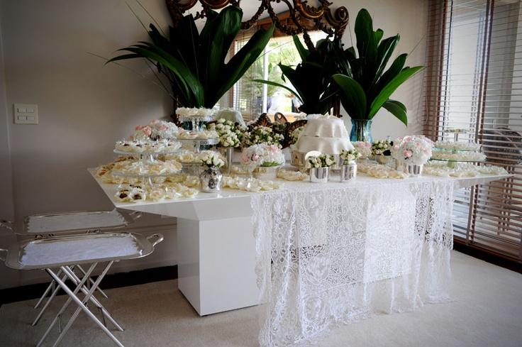 Mesa batizado