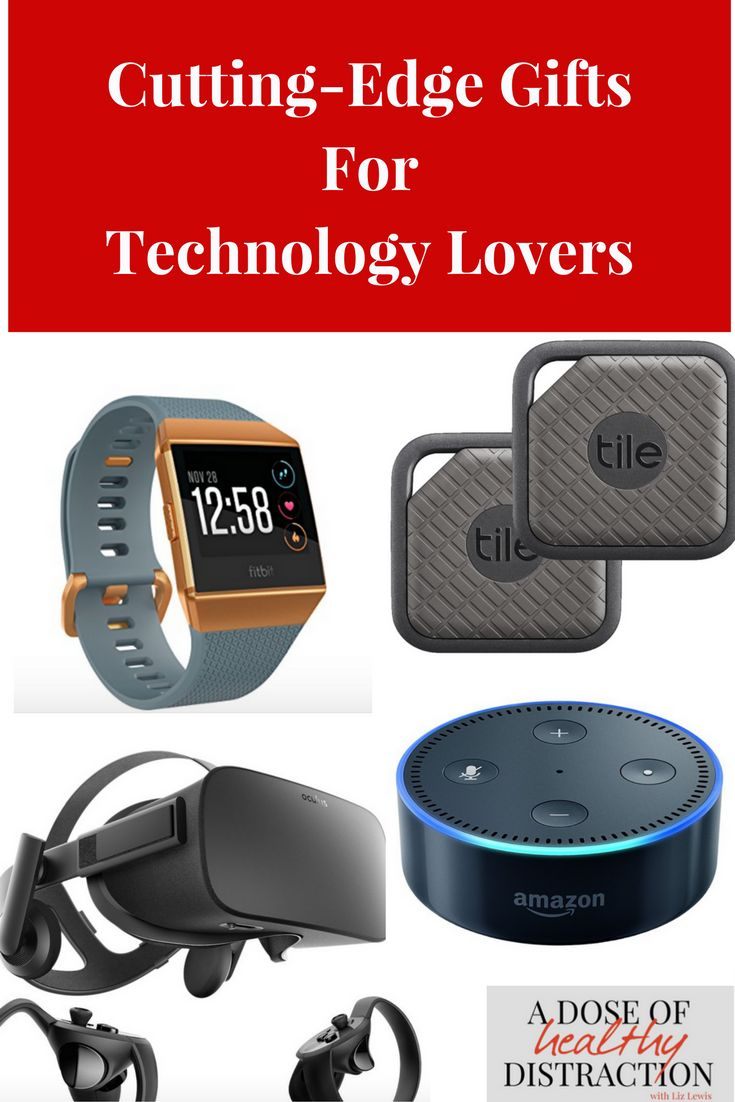 Cutting-Edge Gifts For Technology Lovers