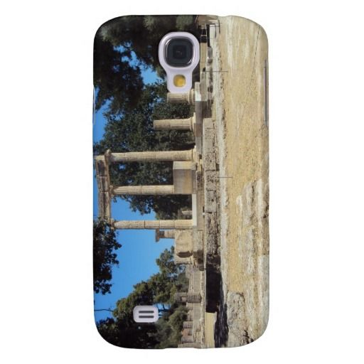 Ancient Olympia - Peloponnese Samsung Galaxy S4 Covers