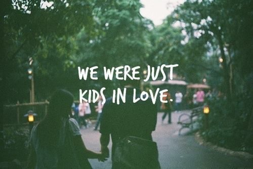 """ Mayday Parade - Kids In Love :)"