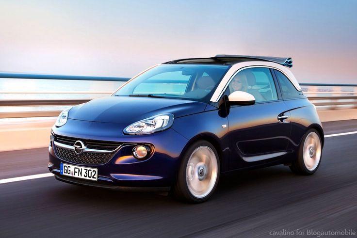 Opel Adam découvrable : Elle se rapproche du marché