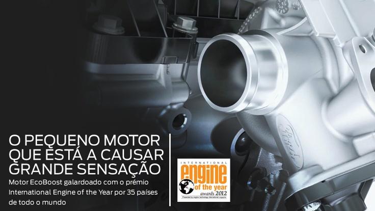 Carros Ecológicos para poupar combustível – Ford ECOnetic