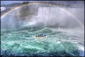 Niagara Falls ~ Maid of the Mist