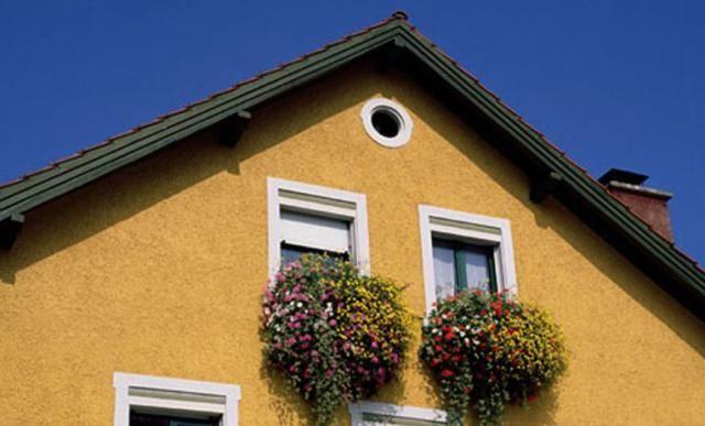 10 Exterior Paint Colors We Love: Stucco Exterior Paint Colors