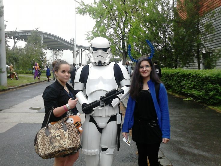 the clone, my sister and she's friend